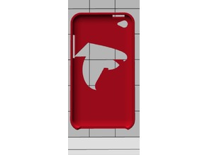 ipod touch 4 falcons case