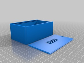 Box with Lid for Logitech M558