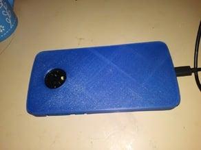 Moto G6 phone case-2pc