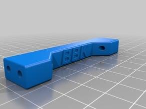 BBk Trx4 chassis brace