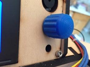 Knob for MakerFarm Prusa i3v