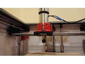 Flashforge dreamer/Makerbot CNC