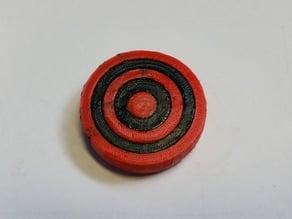 Dual Color Rotating Rings