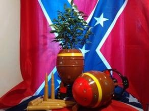 Fallout 4 Mini Nuke Flower Pot