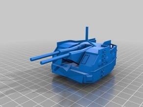 naval guns for harekaze (V1 MK1)