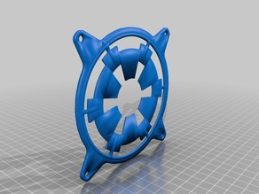 Star Wars Empire !20MM fan cover