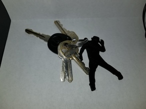 Dancer Key-Chain