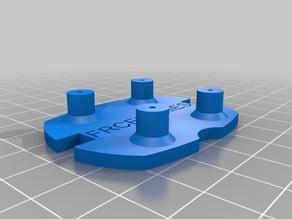 frcfoamies A10 mk2 motor mount for geprc 2306