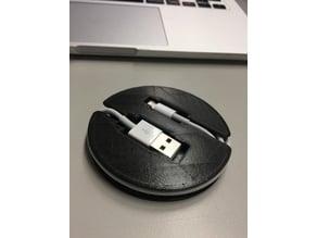 iphone ipad cable organizer