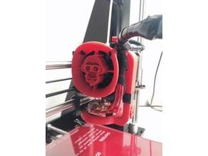 Geeetech Prusa i3 Mk8 Fan Cooler Mount by 3D Monkey(s) Lab.