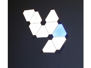 nanoleaf aurora wall mounts