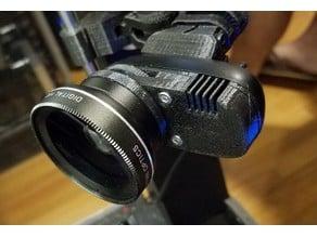 Logitech C270 Improved Wide angle Lens Mount