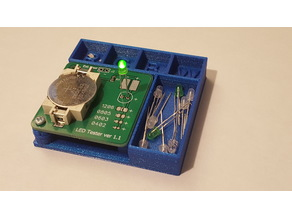 LED Tester Base.
