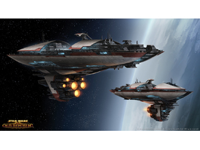 Star Wars The Old Republic Valor Class