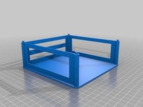 Micro-console Shelf