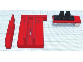 Simple Optical Filament Sensor