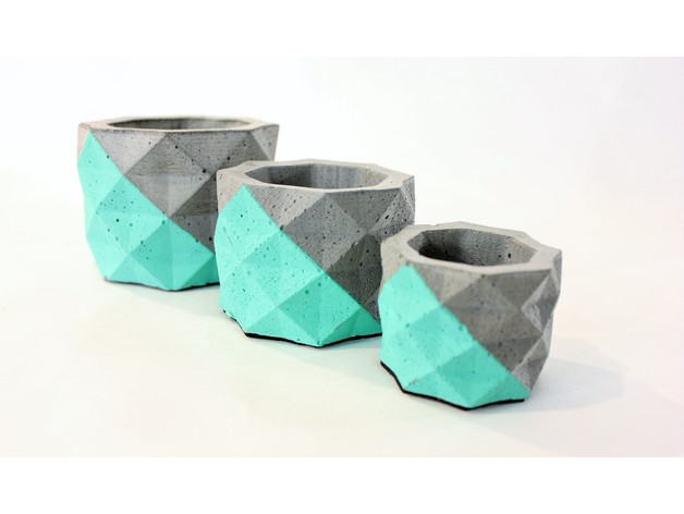 How to make a 3D Origami Vase • Art Platter | 472x628