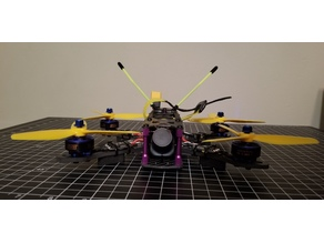 Antennae Mount for Special Edition Martian 215mm RC Drone
