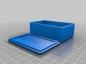 My Customized Simple Parametric Project Box