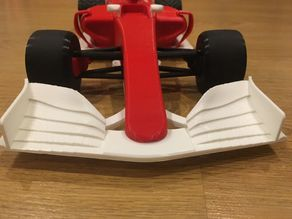 OpenRC F1 2019 Reinforced front wing