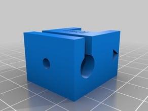 Isolatore elemento da 8 mm boom 16 mm