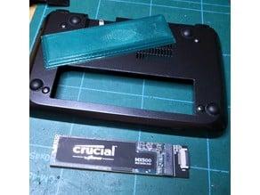 2280 SATA M.2 SSD cover for GPD Win 2