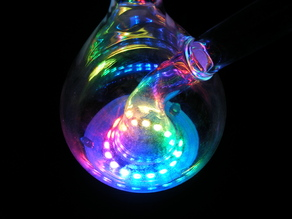Klein bottle (medium) NeoPixel base