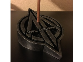Star Citizen Anvil Logo Display Stand