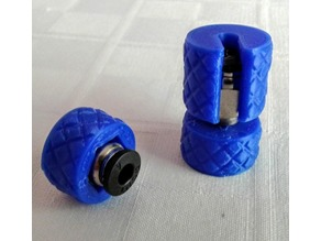 Bowden Tube Fitting Accessories