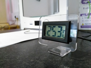 LCD Thermostat Holder