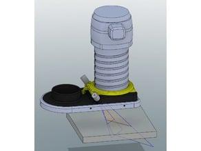 Dewalt_DWP611 Vacuum mount V3 w/ Laser Crosshairs
