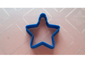 Christmas ornament gingerbread or cookie cutter