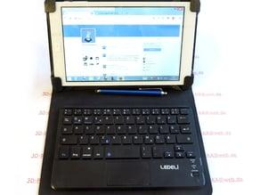 Edge holder for tablet cover Teclast x80h LEDELI