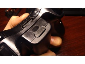 Xbox 360 pad - Button For Battery Pack
