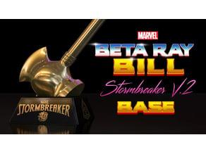 BetaRay Bill Stormbreaker V.2 Base