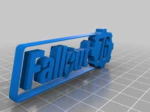 Fallout 76 logo +