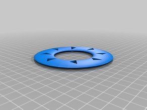 small flying disk