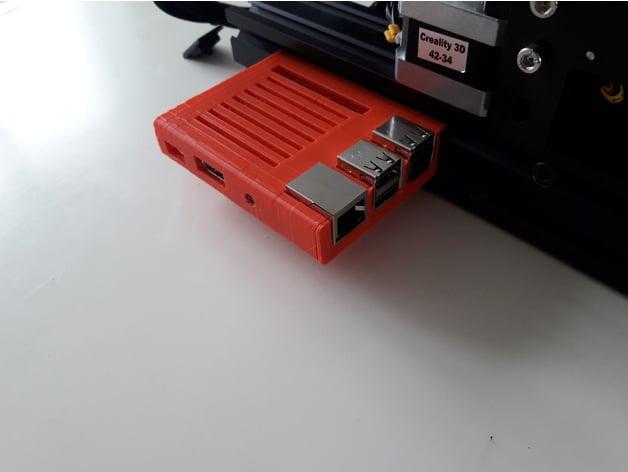 ender 3  cr-10 raspberry pi case by andr123k