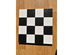 Large Quarter Chess Board