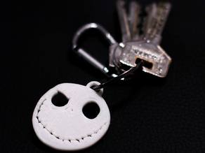 Jack Skellingtone key chain