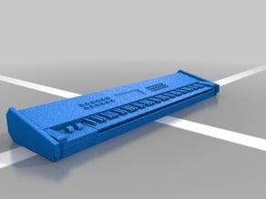 1:24 scale keyboard
