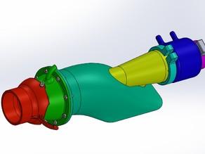 Jet propulsion pump