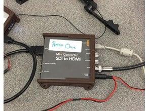 Blackmagic SDI to HDMI Coverter Tension-Fit Case