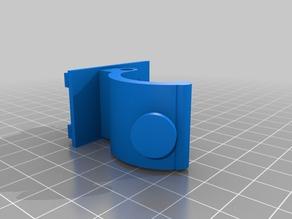 Inspire 2 (aka The Deuce) arm mount w/ Platform--1of2