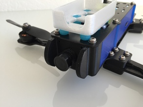 FPV board camera mount for r.250 FPV race quad from untestedprototype