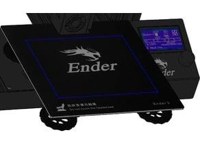 Calibration reglage plateau bed Ender 3 séquence G-code