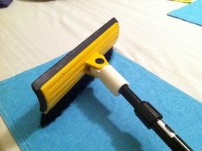 Replacement coupler for Hoppy brand snow brush