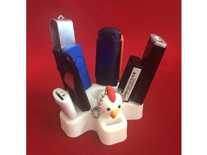 USB Holder / Support pour clés USB by MK1