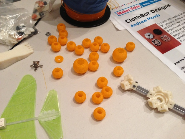 3D Printed LED Pumpkins at Ottawa Mini Maker Faire - IMG_0050.JPG