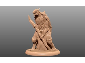 Dragonborn - Tabletop Miniature